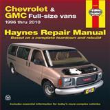 Chevrolet and GMC Full-Size Vans, John Haynes, 1563928876