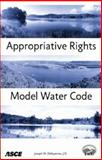 Appropriative Rights Model Water Code, Dellapenna, Joseph W., 0784408874
