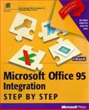 Integrating Microsoft Office Applications Step by Step, Catapult, Inc. Staff, 1556158874