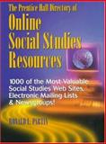 Prentice Hall Directory of Online Social Studies Resources, Partin, Ronald L., 013679887X