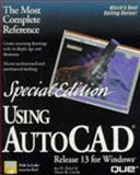 Using AutoCAD for Windows, Que Development Group Staff, 156529887X