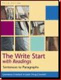 The Write Start with Readings : Sentences to Paragraphs, Checkett, Lawrence and Feng-Checkett, Gayle, 0618918876