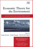 Economic Theory for the Environment : Essays in Honour of Karl-Goran Maler, Mäler, Karl-Göran, 1840648872