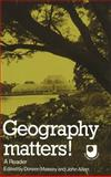 Geography Matters! : A Reader, , 0521268877
