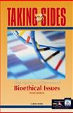 Taking Sides : Clashing Views on Controversial Bioethical Issues, Levine, Carol, 0072868872