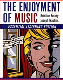 The Enjoyment of Music, Forney, Kristine and Machlis, Joseph, 039392887X