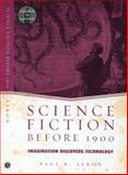 Science Fiction Before 1900, Paul K. Alkon, 0415938872