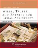 Wills, Trusts, and Estates for Legal Assistants 4th Edition