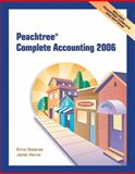 Peachtree Complete Accounting 2006 and Peachtree Complete 06 CD, Osteraa, Errol and Horne, Janet, 0132048884