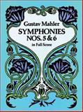 Symphonies Nos. 5 and 6 in Full Score, Gustav Mahler, 0486268888