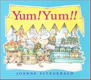 Yum! Yum!!, Joanne Fitzgerald, 1550418882