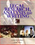 Legal Research, Analysis and Writing, Joanne Banker Hames and Yvonne Ekern, 0131188887