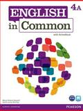 English in Common 4A Split : Student Book with ActiveBook and Workbook, Saumell, Maria Victoria and Birchley, Sarah Louisa, 0132628880