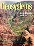 Geosystems : An Introduction to Physical Geography Plus MasteringGeography with EText -- Access Card Package, Christopherson, Robert W., 0321948882