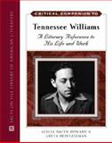 Tennessee Williams A to Z : The Essential Reference to His Life and Work, Heintzelman, Greta and Smith Howard, Alycia, 0816048886