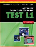 Advanced Engine Performance Test L1, Delmar Learning Staff, 1418038881