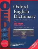 The Oxford English Dictionary : Single User Windows Version, John A. Simpson, 0195218884