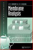 Membrane Analysis, J. A. Higgins and J. M. Graham, 1872748880
