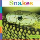 Seedlings: Snakes, Kate Riggs, 0898128889
