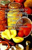 Complete Guide to Home Canning, Preserving and Freezing, U. S. Department of Agriculture Staff, 0486278883