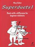 Superduets, Bk 1, Cohen, Mary, 0571518893