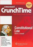 Constitutional Law 2009, Emanuel, Steven, 0735578893