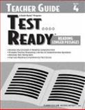 Test Ready Reading Longer Passages : Book 4,, 0760918899