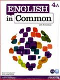 English in Common, Saumell, Maria Victoria and Birchley, Sarah Louisa, 0132628899