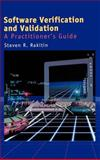 Software Verification and Validation : A Practitioner's Guide, Rakitin, Steven R., 0890068895