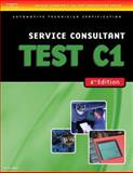 Service Consultant Test C1, Delmar Learning Staff, 141803889X