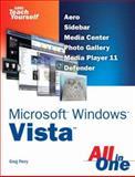 Sams Teach Yourself Microsoft Windows Vista All in One, Greg Perry, 0672328895