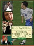 Biographical Encyclopedia of the Modern Middle East and North Africa, Fischbach, Michael R., 1414418892