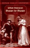 Measure for Measure, William Shakespeare, 0486408892
