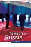 The Media in Russia, Arutunyan, Anna, 0335228895