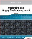 Operations Management : Creating Value along the Supply Chain, 8E International Student Version, Russell, 1118808908