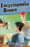 Encyclopedia Brown Finds the Clues, Donald J. Sobol, 0142408905