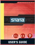 Stata User's Guide-Release 9, STATA, 1881228908