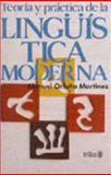 Liguinstica Moderna, Martinez, Ortuno, 968243890X