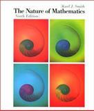 The Nature of Mathematics, Smith, Karl J., 0534368905