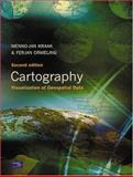 Cartography : Visualization of Geospatial Data, Kraak, M. -J. and Ormeling, Ferjan, 0130888907