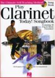 Play Clarinet Today, , 0634028901