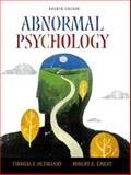 Abnormal Psychology, Oltmanns, Thomas F. and Emery, Robert E., 0130488909