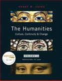 The Humanities : Culture, Continuity, and Change, Volume 1 (with MyHumanitiesKit Student Access Code Card), Sayre, Henry M., 0205658903