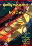 Quality management in food Chains, , 9076998906