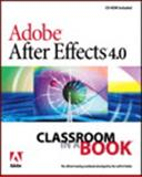 Adobe after Effects 4.0, Adobe Creative Team, 0201658917