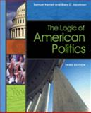 The Logic of American Politics, Kernell, Samuel and Jacobson, Gary C., 1568028911