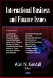 International Business and Finance Issues, , 1600218911