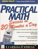 Practical Math Success in 20 Minutes a Day, LearningExpress LLS Editors, 157685891X