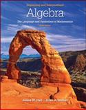 Combo : Beginning and Intermediate Algebra with MathZone, Hall, James B. and Mercer, Brian A., 0077988914