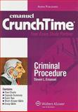 Criminal Procedure 2009, Emanuel, Steven, 0735578915